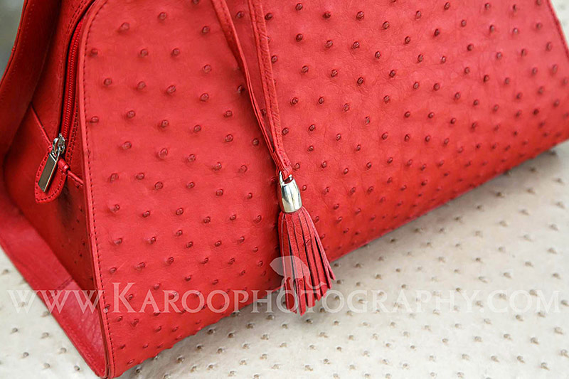 Leather Product Photograhy by WebWorX