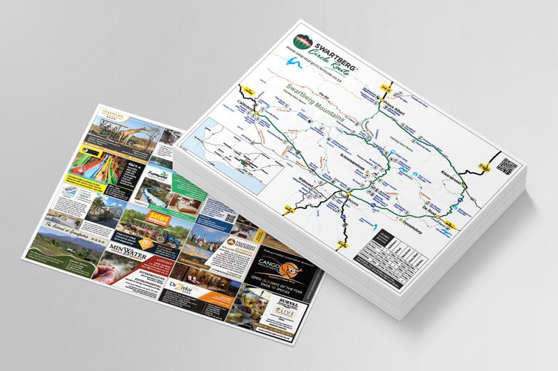 Swartberg Circle Route Poster