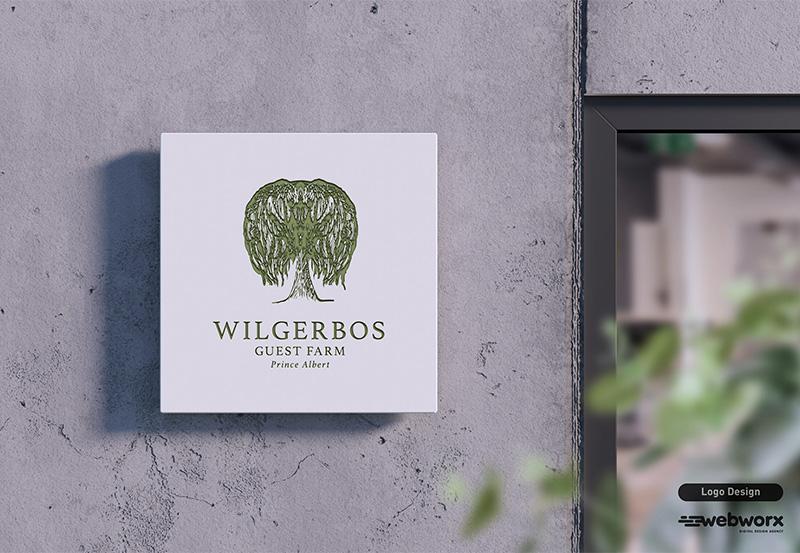 Wilgerbos logo design